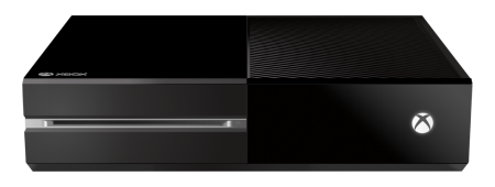 Xbox One front