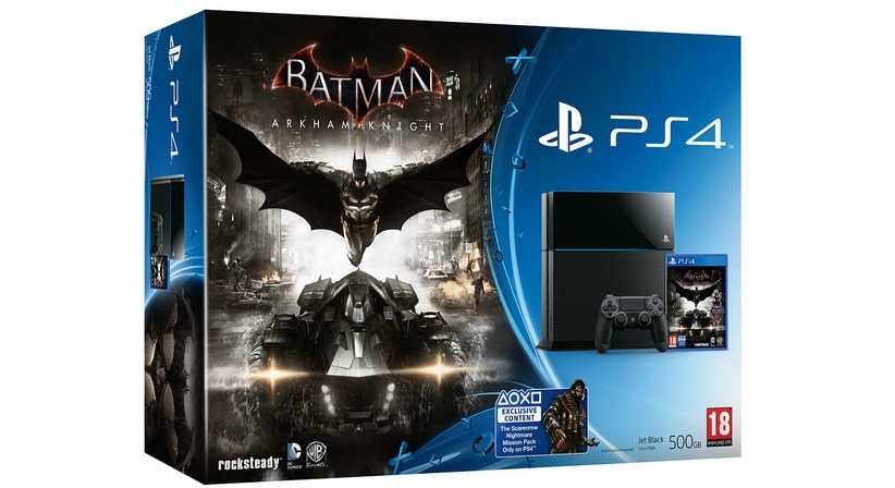Batman PS4 3