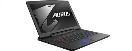 AORUS X7 v6 Gaming Laptop fader
