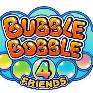 Bubble Bobble 4 Friends hits US Switch eShop today