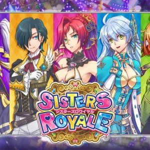 Vertical shoot 'em up Sisters Royale heads to Switch and PS4 this month