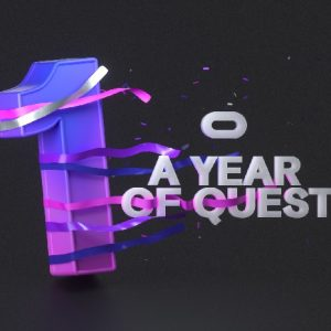 Oculus Quest is one year old today